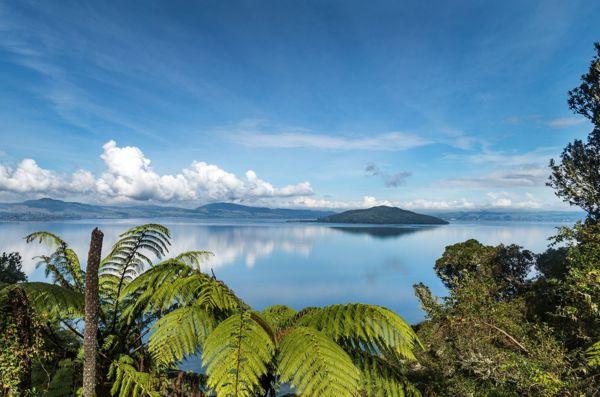 Rotorua-lake