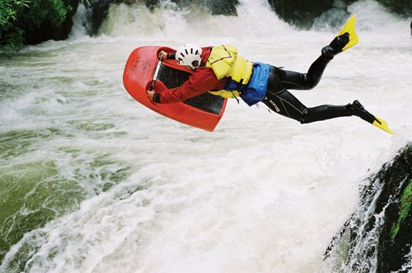 sledge-the-kaituna-river-rotorua